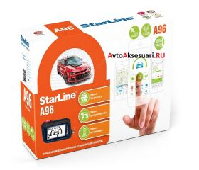 Автосигнализация StarLine A96 2CAN+2LIN GSM/GPS