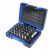 Набор из 35 вставок для шуруповерта с магнитным держателем NAREX 850400