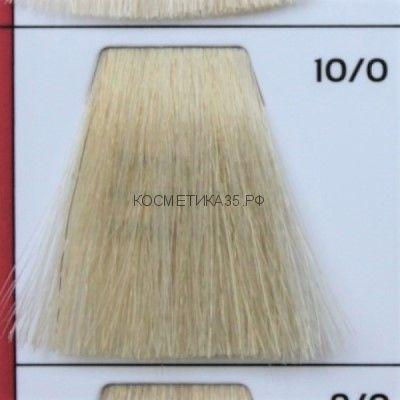 Крем краска для волос 10/0 Светлый Блондин 100 мл.  Galacticos Professional Metropolis Color