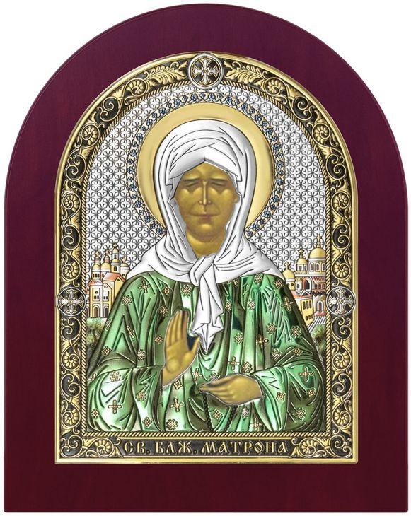 Икона Святая Матрона Московская (Италия)