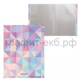 Папка 20 конвертов ErichKrause Magic Rhombs 49326