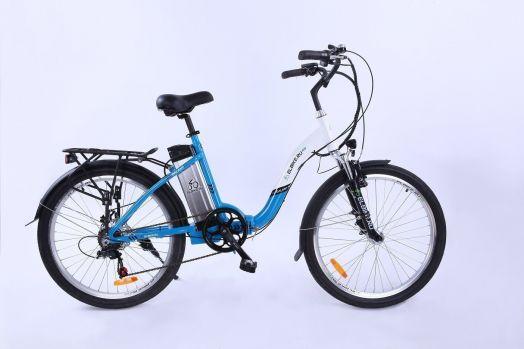 Электровелосипед Elbike Galant VIP