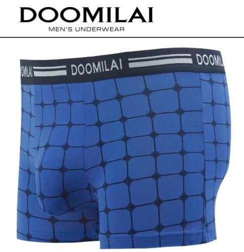 Мужские трусы боксеры  DOOMILAI DM01075