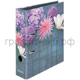 Файл А4 8см Blossoming in style Flower-Mix Herlitz 50017133