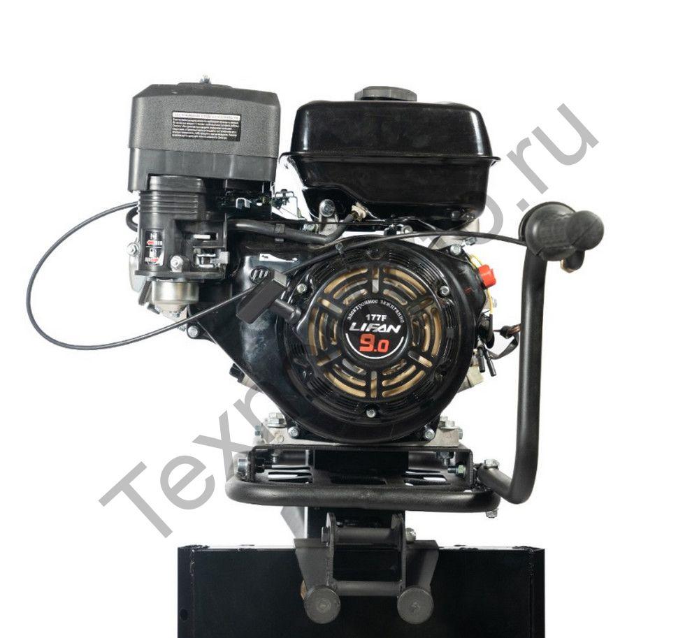 Мотор болотоход Бурлак BLF-9E ( 9,0 л.с) электростартер