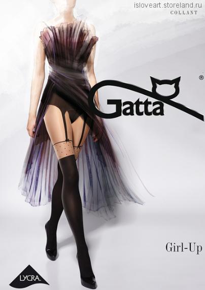 Колготки Gatta, размер 2-S