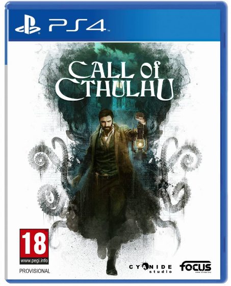 Игра Call of Cthulhu (PS4)