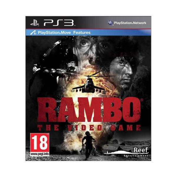 Игра Rambo (PS3)
