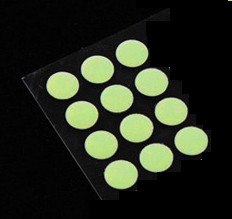 Светящиеся в темноте наклейки для выключателей