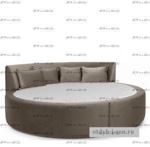 Кровать круглая 45037012 №Ф