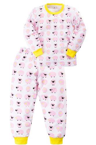 Пижама c начесом для девочки 2-5 лет Sladikmladik SM1090