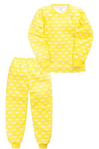 Пижама c начесом для девочки 2-5 лет Sladikmladik SM1093