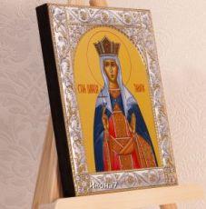 Икона Царица Тамара (14х18см)