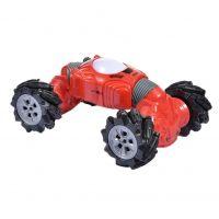 Машинка-перевёртыш с управлением жестами Champions Climber 32 см (цвет красный)_2
