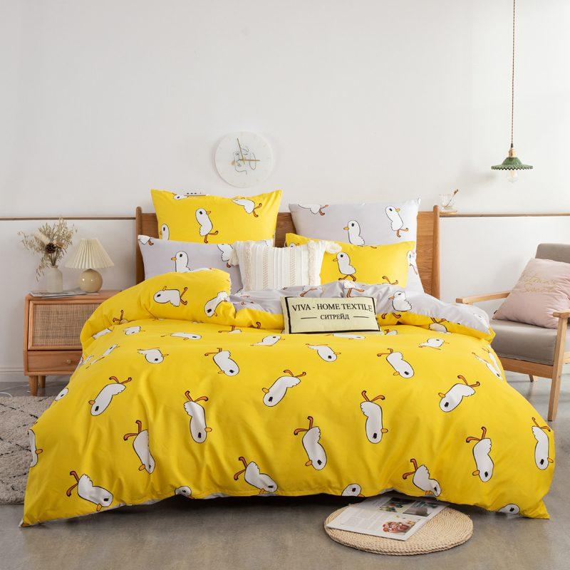 Постельное белье Модное 2 спальный CL078