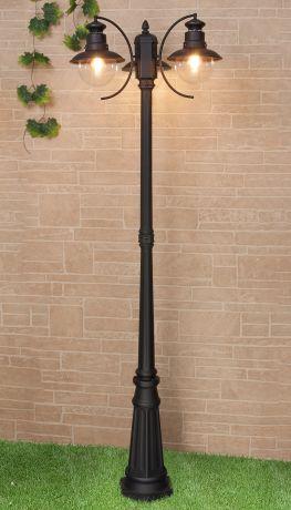 GL 3002F/3 / Светильник садово-парковый Talli F/3 черный