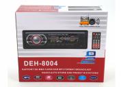 DEH-8004 Магнитола со съемной панелью/ USB+AUX+Радио