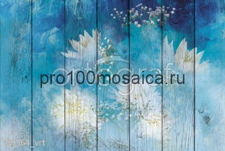 80564 Картина на досках серия FLOWER DREAM