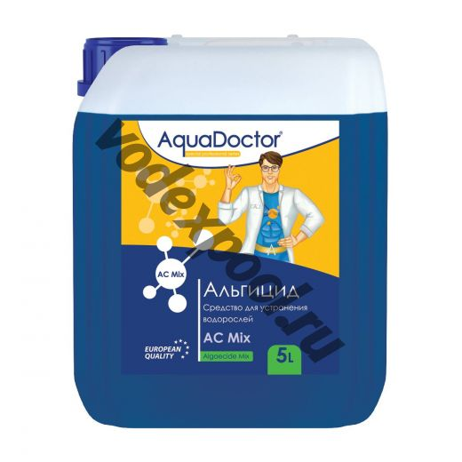 Альгицид AquaDoctor AC MIX 1 л
