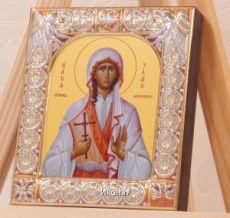 Икона Злата Могленская (9х10,5см)