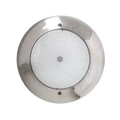 Прожектор светодиодный Aquaviva HT201S 252LED 18 Вт RGB стальной + закладная