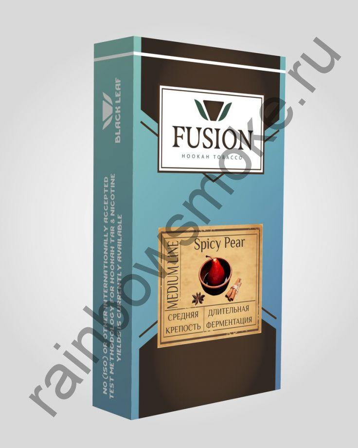 Fusion Medium 100 гр - Spicy Pear (Пряная Груша)