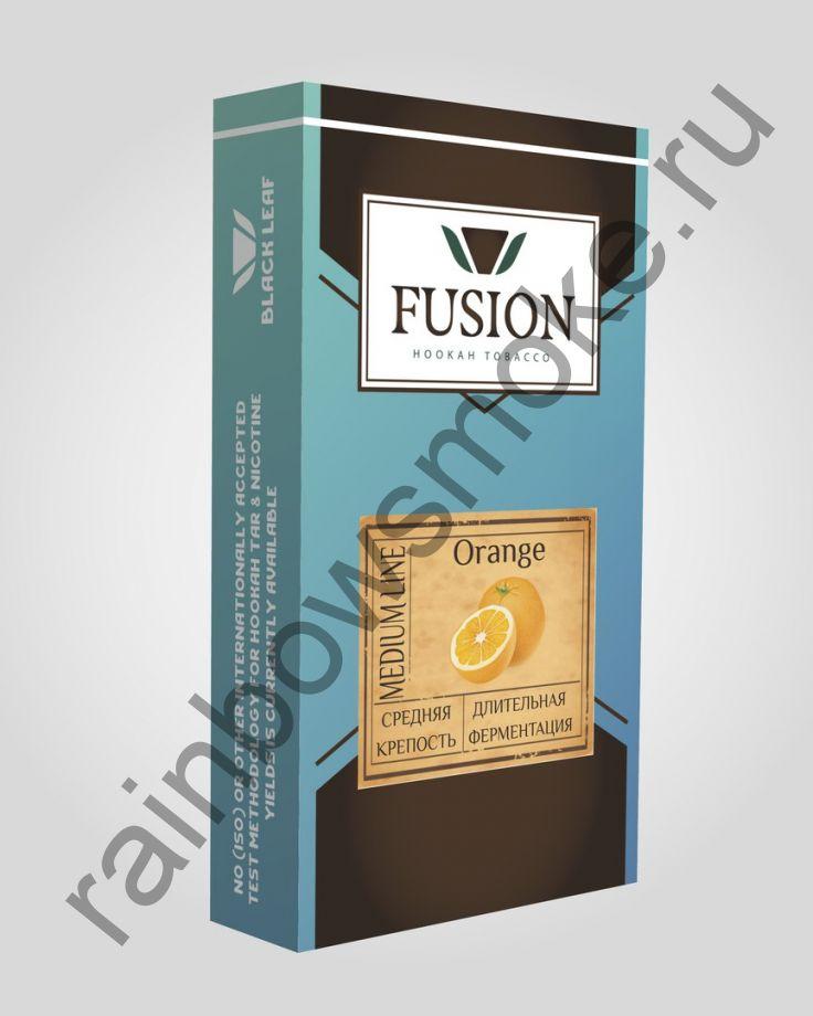 Fusion Medium 100 гр - Orange (Апельсин)