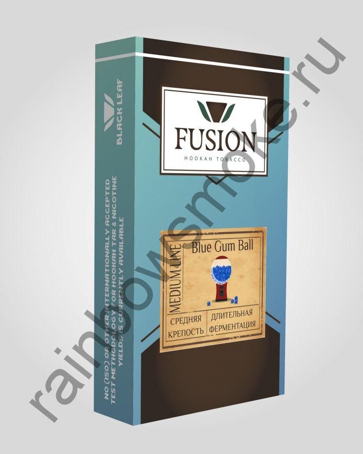 Fusion Medium 100 гр - Blue Gum Ball (Фруктовая Жвачка)