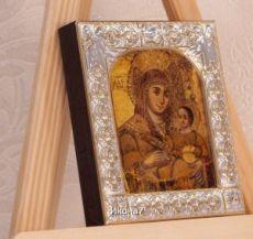 Вифлеемская икона Божией Матери (9х10,5см)