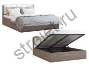 Кровать с подъемным механизмом Стефани