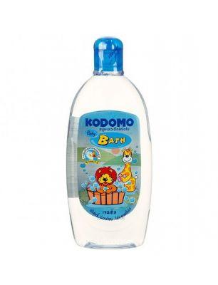 LION Kodomo Пена для ванн детская 200 мл. Нежность Ромашки (3+) дозатор