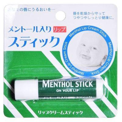 004753 Бальзам для губ с ментолом Menthol Stick