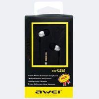 Вакуумные наушники Awei ES-Q8
