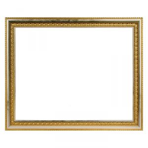 Рама для зеркал и картин, пластиковая, 40 х 50, ширина 2,3 см, Charlotta, золото