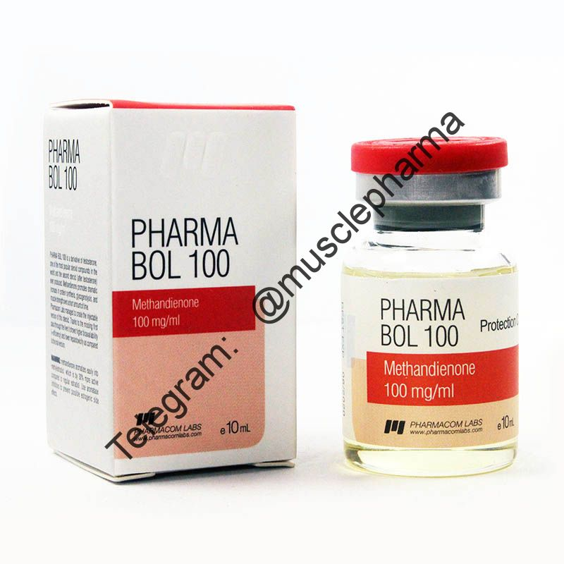 PHARMABOL-100 / МЕТАНДИЕНОН (PHARMACOM LABS). 100mg/ml 10ml