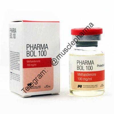 PHARMABOL-100 / МЕТАНДИЕНОН (PHARMACOM LABS). 100mg/ml 10ml