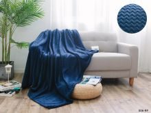 Плед велсофт Royal  plush 2-спальный 180*200  Арт.180/006-RP