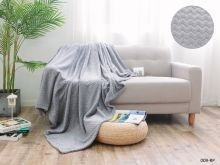 Плед велсофт Royal  plush 2-спальный 180*200  Арт.180/009-RP