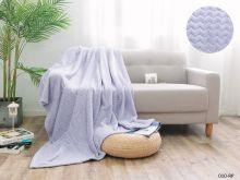 Плед велсофт Royal  plush 2-спальный 180*200  Арт.180/010-RP
