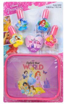 Игровой набор Princess детской декоративной косметики для ногтей