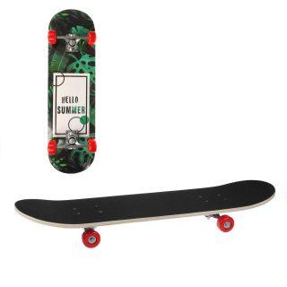 Скейтборд 70х20 см, PVC колеса