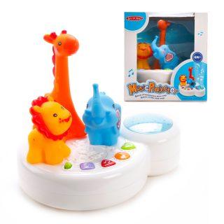 Зоопарк, свет, звук, элементы питания AA*3шт. не входят в комплект