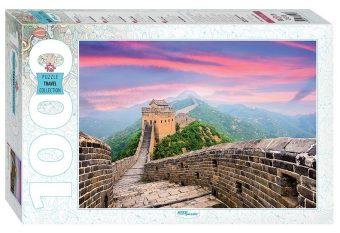 Пазлы 1000 Великая Китайская стена