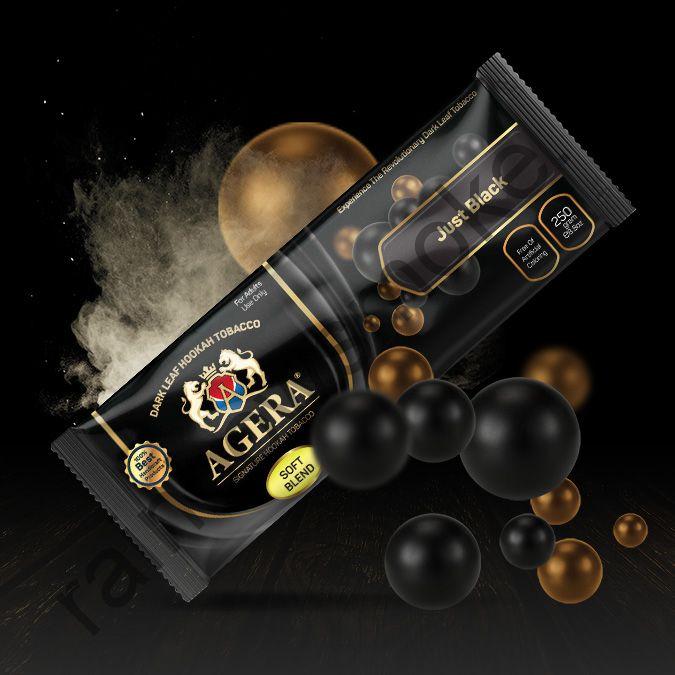 Agera Soft 250 гр - Just Black (Просто чёрный)