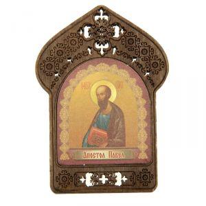 """Именная икона """" Апостол Павел"""", покровительствует Павлам"""