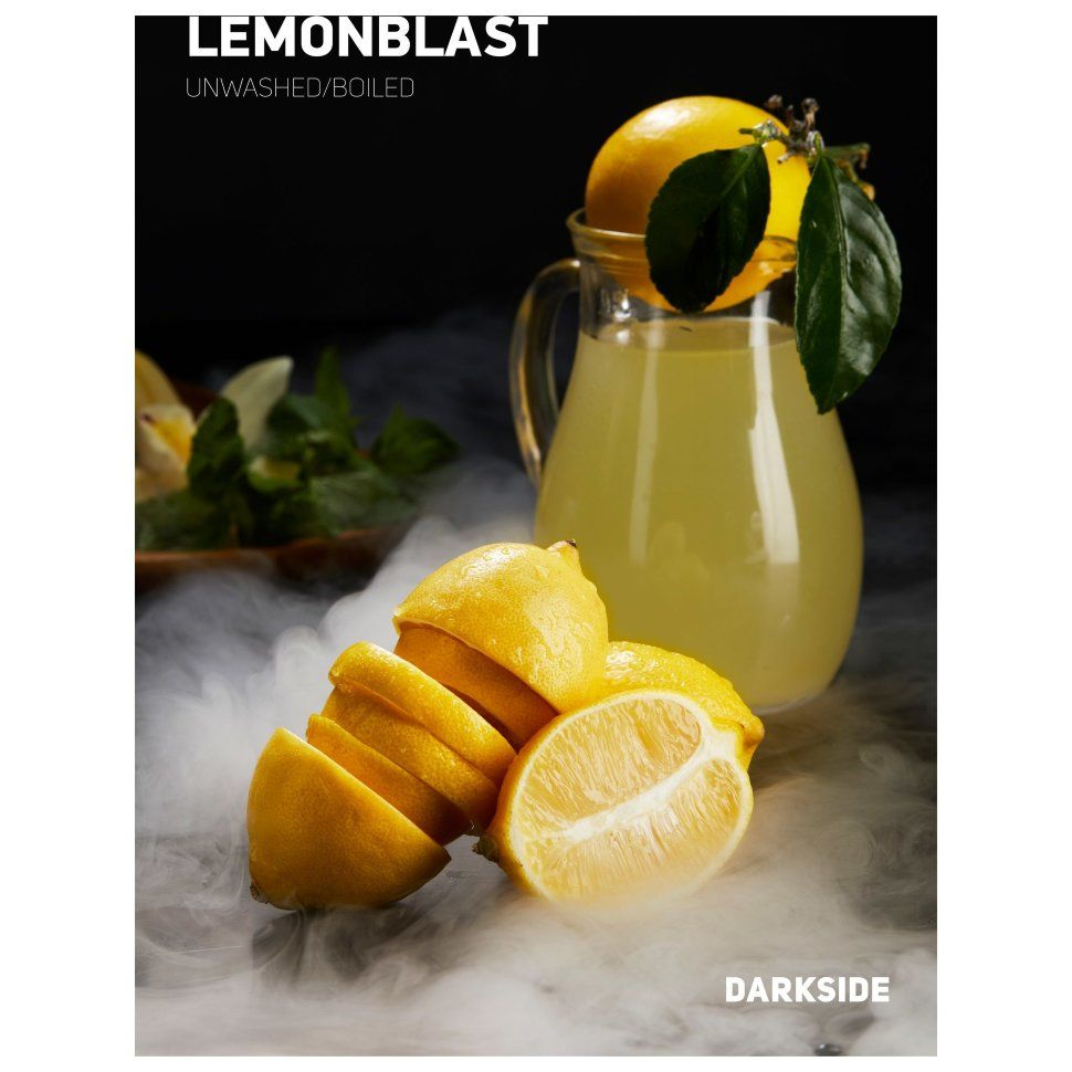 Табак Dark Side Medium - LEMONBLAST (Лимон, 30 грамм)