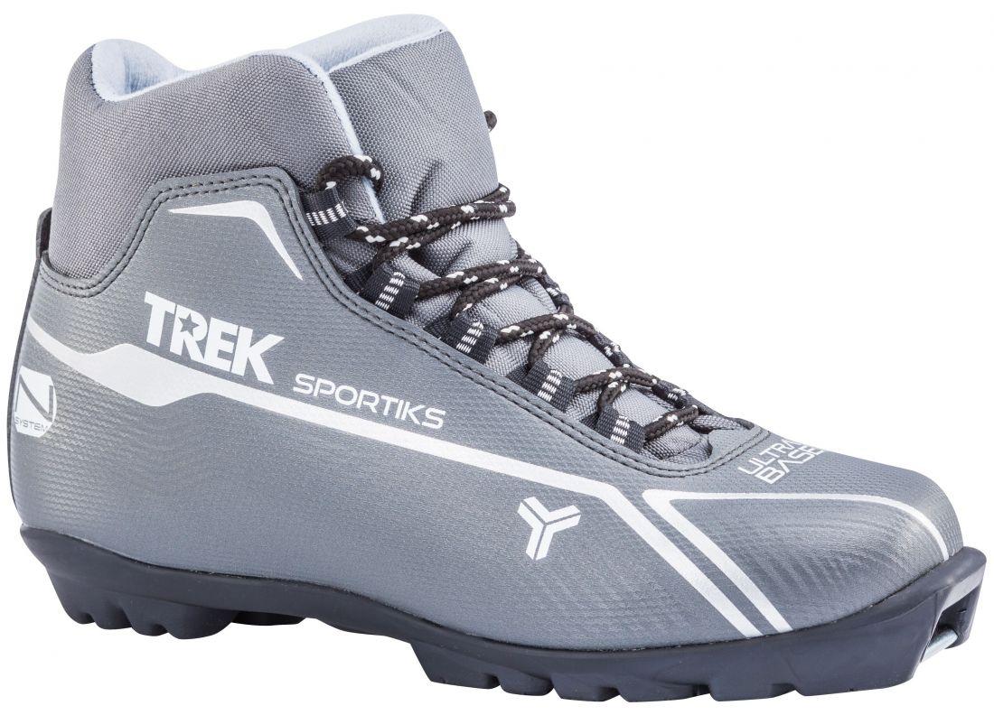 Лыжные ботинки (иск.кожа) TREK Sportiks6 TR-279 SNS
