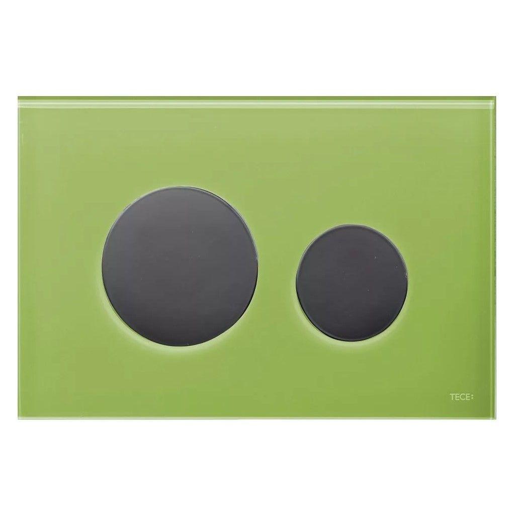 TECE стеклянная кнопка (клавиша) смыва TECEloop 92406 ФОТО