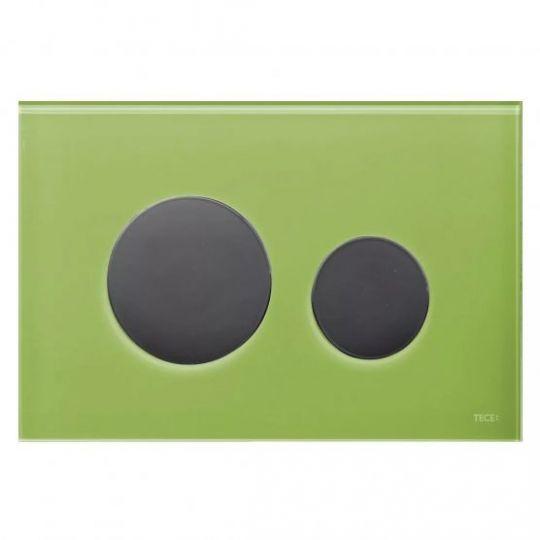 TECE стеклянная кнопка (клавиша) смыва TECEloop 92406