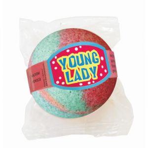 Бурлящий шар для ванны Spa by Lara Yong Lady, с маслами, 140 г   4743208